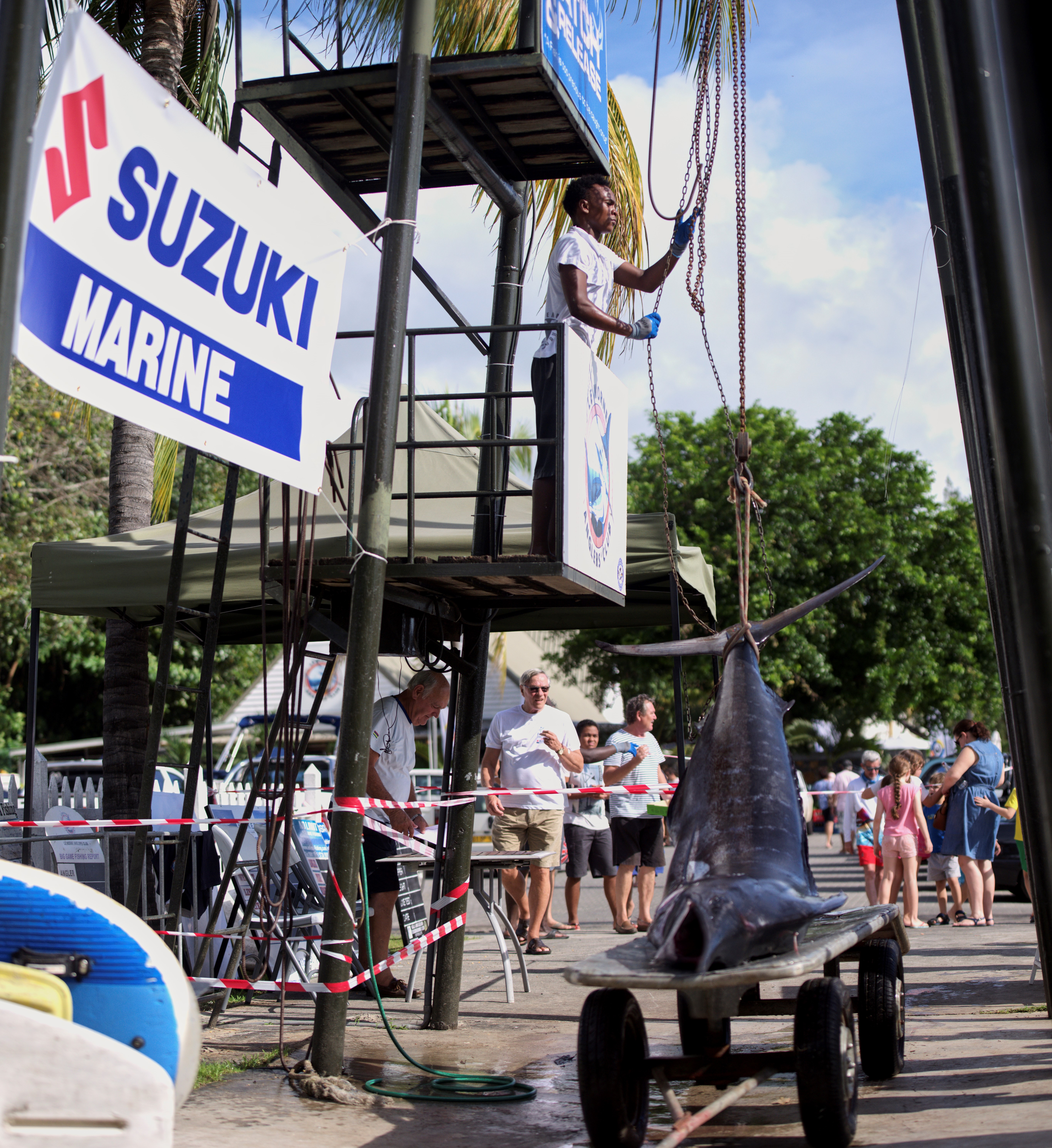 Suzuki Marine Fishing Competition - Edition 2018